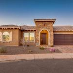 "Luxury 4 Bedroom Home in ""The Estates At Ridgeview"" by Desert Ridge!"
